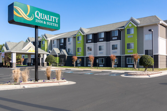 Quality Inn & Suites in Ashland, VA