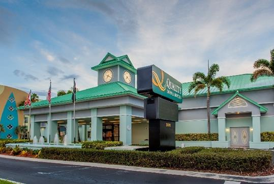 Quality Inn & Suites in Cocoa Beach, Florida