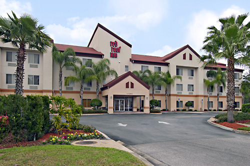 Red Roof Inn In Ocoee, Florida