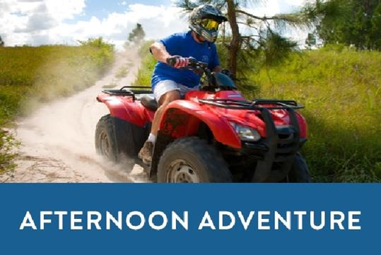 Revolution Off-Road-ATV Off Road Experience