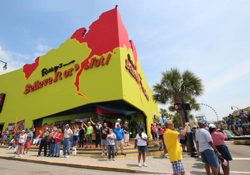 Ripley's Believe It or Not! Odditorium in Myrtle Beach, South Carolina