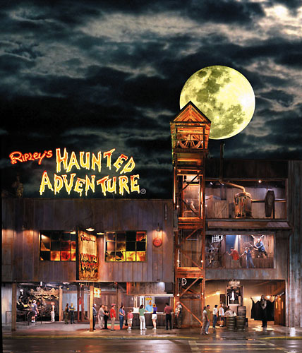 Ripley's Haunted Adventure in Myrtle Beach, South Carolina