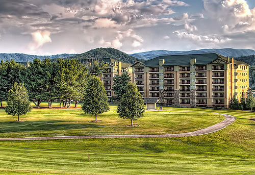 RiverStone Resort & Spa in Pigeon Forge, Tennessee