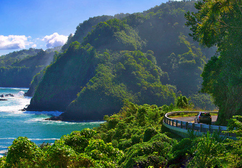 Maui's Road to Hana is unlike any other drive in Hawaii!