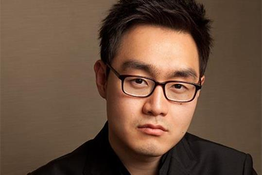 Our featured Guest Artist, pianist Kwan Yi