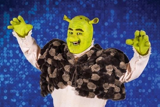 Shrek The Musical in Branson, MO