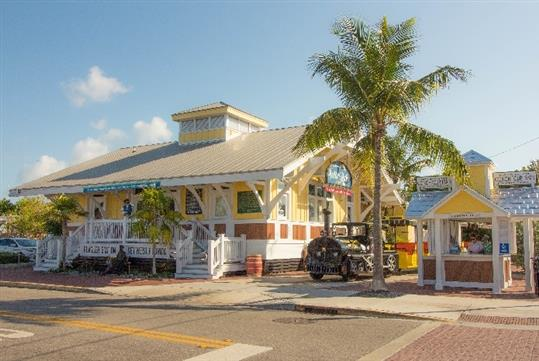Sails to Rails Museum at Flagler Station in Key West, FL