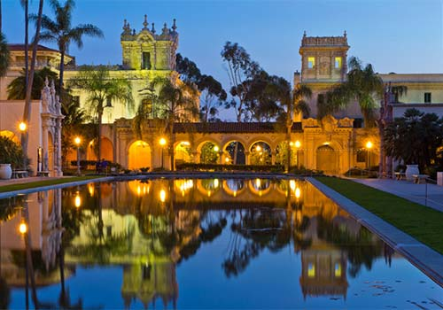 Balboa Park - San Diego Sightseeing Tours in San Diego, California