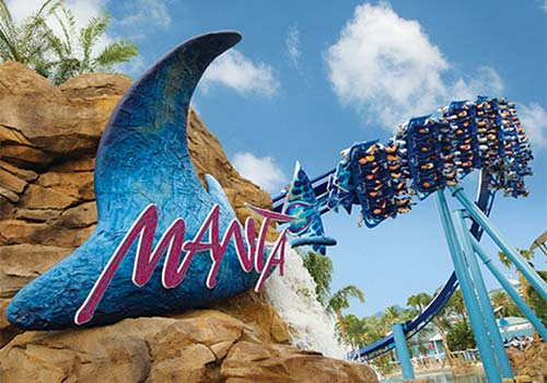 San Diego Theme Park Transportation in San Diego, California