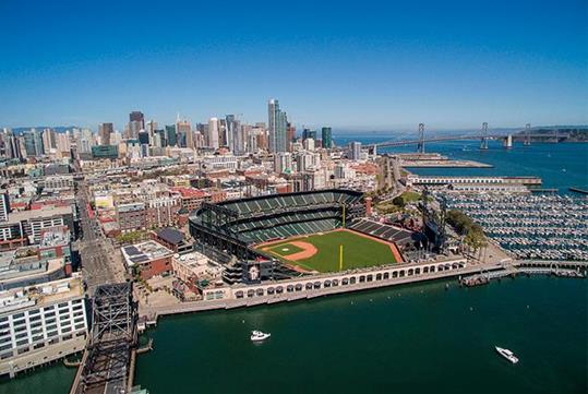 Oracle Park Ballpark Tour in San Francisco, CA