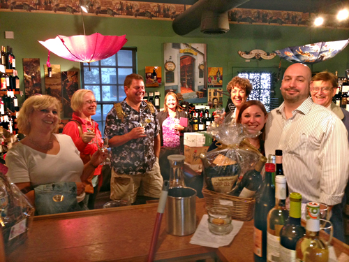 The ORIGINAL Food & Wine Tasting Tours of St. Augustine!