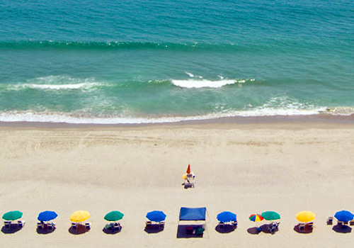 Schooner II Beach & Racquet Club in Myrtle Beach, South Carolina