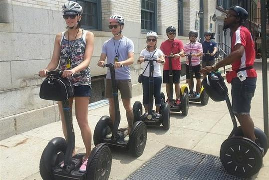 Segway Adventure of Philadelphia with Philly Tour Hub in Philadelphia, PA