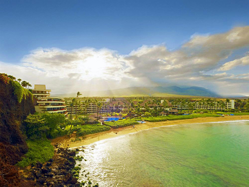 Sheraton Maui Resort & Spa in Lahaina, Hawaii