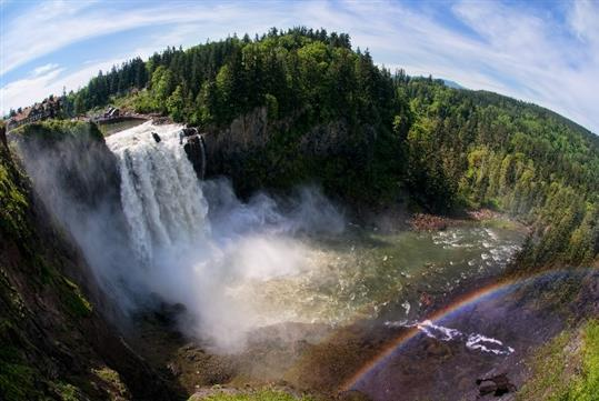 Snoqualmie Falls and City Tour with Shutter Tours in Seattle, WA