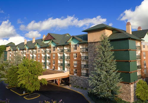 Grand Smokies Resort Lodge Pigeon Forge Tn Tripster
