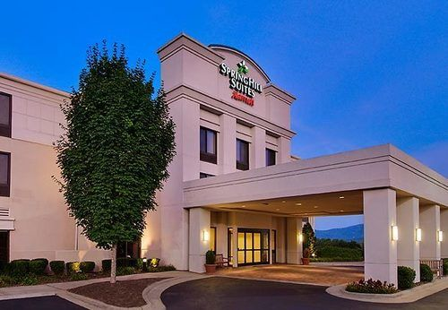 SpringHill Suites by Marriott Asheville in Asheville, North Carolina
