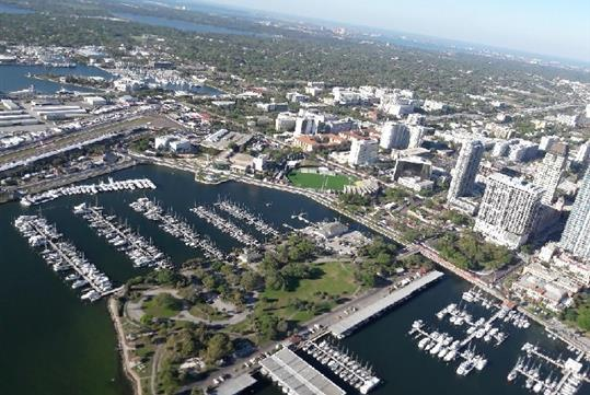 St. Petersburg Helicopter Adventure tours with Tampa Bay Aviation in St. Petersburg, FL