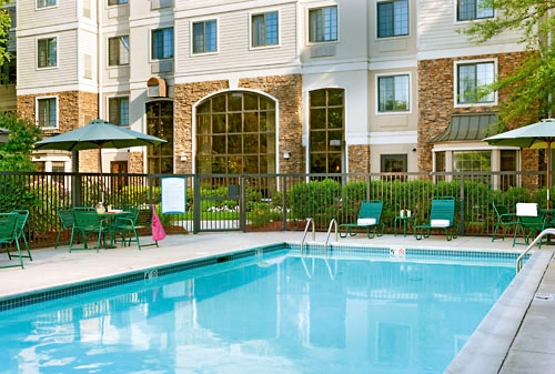 Heated Outdoor Pool - Staybridge Suites in Myrtle Beach, South Carolina