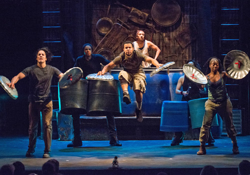 Stomp in New York City, New York