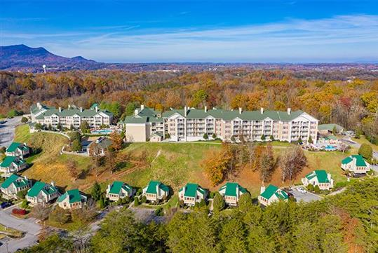 Sunrise Ridge Resort in Pigeon Forge, TN