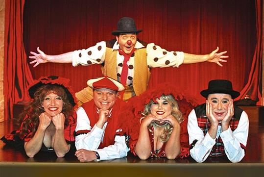 Outrageous Comedy since 1977! - Sweet Fanny Adams presents Lady Fanny's Nitwit Revue  in Gatlinburg, TN