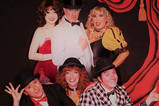 "Sweet Fanny Adams Presents ""Vaudeville Extravaganza!"""