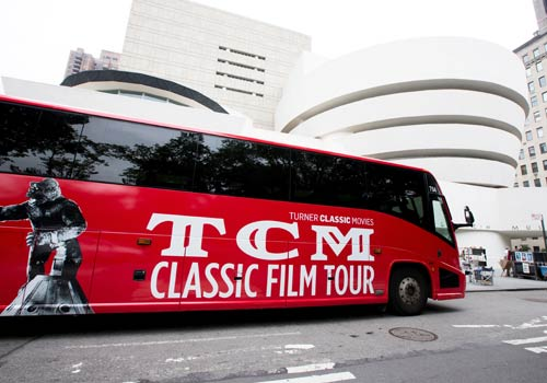 TCM Classic Film Tour in New York, New York