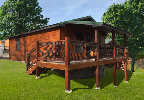 Lakefront Cabins - Table Rock Resorts at Indian Point in Branson, Missouri