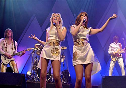 Thank You For The Music - A Celebration of the Music of ABBA in Pigeon Forge, Tennessee