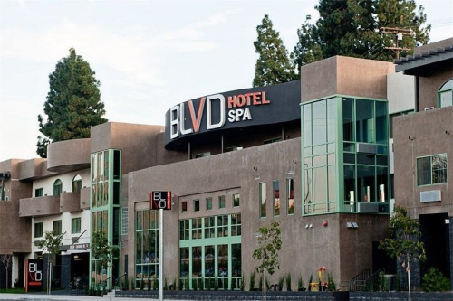 The BLVD Hotel & Spa in Studio City, California