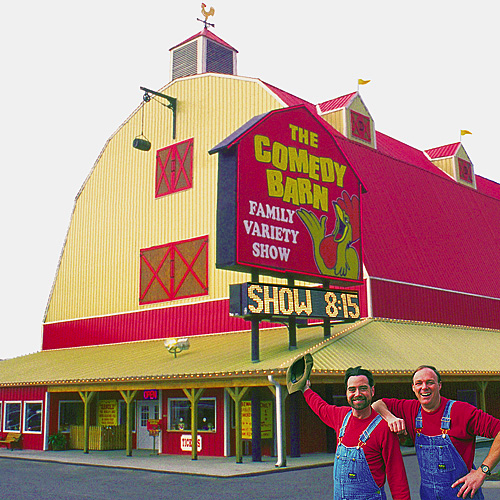 Comedy Barn Christmas in Pigeon Forge, Tennessee