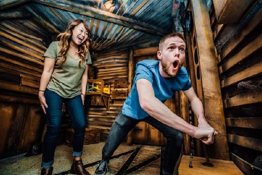 The Escape Game in Orlando, Florida
