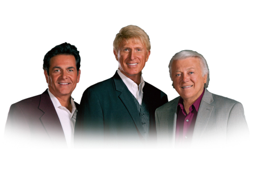 The Lettermen - New to Branson in 2014!