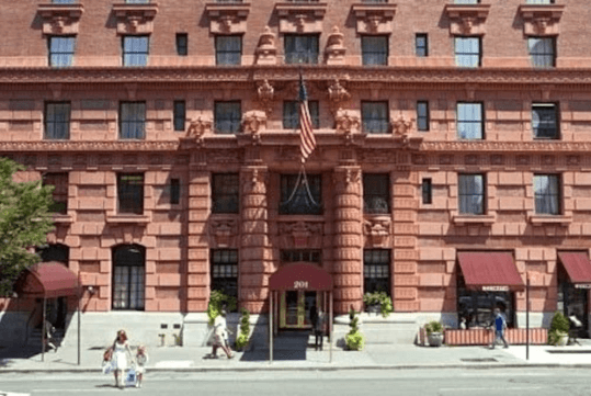 The Lucerne Hotel in New York, NY