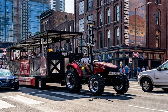 The Nashville Tractor Party Tour in Nashville, TN