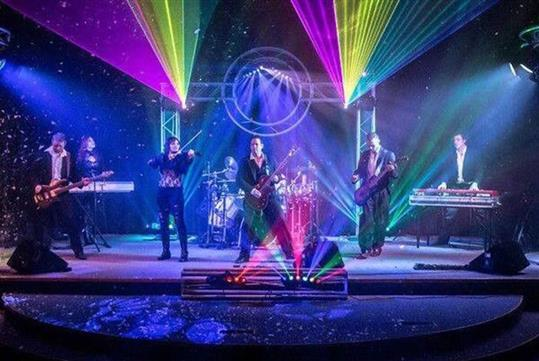The Prophecy - A Trans-Siberian Orchestra style show in Branson, MO