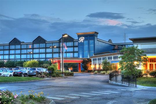 The Ramsey Hotel and Convention Center in Pigeon Forge, Tennessee