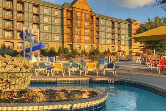 The Resort At Governor's Crossing Sevierville