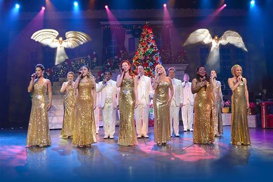 The South's Grandest Christmas Show in North Myrtle Beach, South Carolina