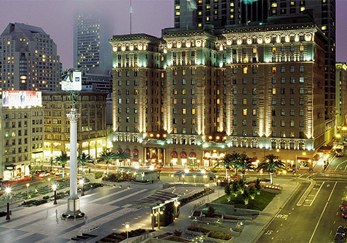 The Westin St Francis San Francisco on Union Square in San Francisco, California