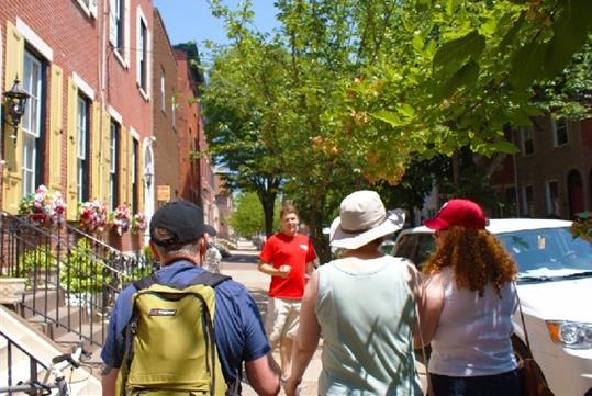 Total Philly Tour: Markets, History & Beer with Urban Adventures in Philadelphia, PA