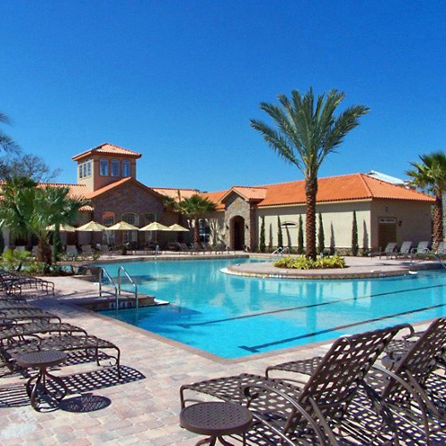 Tuscana Resort in Championsgate, Florida
