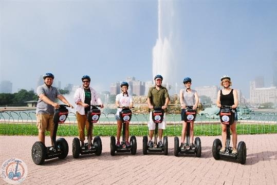 Two Hour Chicago Segway Tour in Chicago, IL