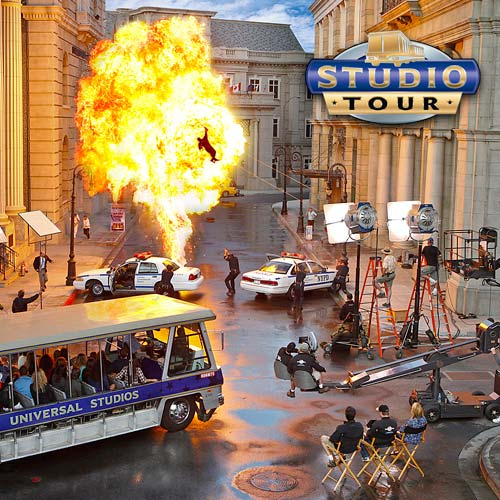 Universal Studios Hollywood® in Universal City, California