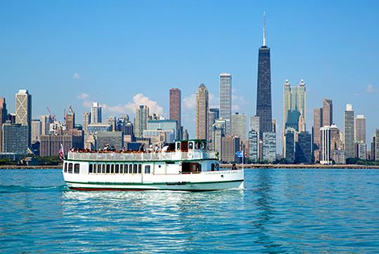 Experience Chicago's epic skyline, historic buildings and modern marvels on our most popular tour!