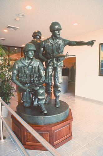 Veterans Memorial Museum in Branson, Missouri