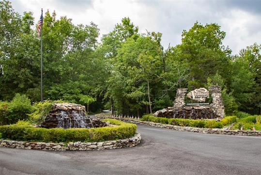 Entrance - The Village At Indian Point in Branson, Missouri