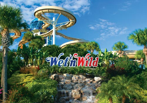 Wet 'n Wild Orlando in Orlando, Florida