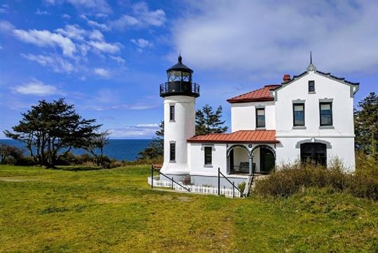 Whidbey Island and Deception Pass - Luxury Small Group Day Tour with Lunch in Seattle, WA
